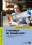 Cover-Bild zu E-Learning in der Sekundarstufe I (eBook) von Seifert, Hardy