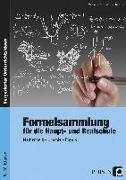 Cover-Bild zu Formelsammlung für die Haupt- und Realschule von Bettner, Marco