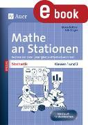 Cover-Bild zu Stochastik an Stationen (eBook) von Bettner, Marco