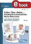 Cover-Bild zu Prüfen - Üben - Prüfen mit der Mathefahrschule 4 (eBook) von Bettner, Marco