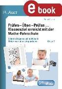 Cover-Bild zu Prüfen - Üben - Prüfen mit der Mathefahrschule 2 (eBook) von Bettner, Marco