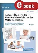 Cover-Bild zu Prüfen - Üben - Prüfen mit der Mathefahrschule 3 (eBook) von Bettner, Marco