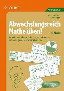 Cover-Bild zu Abwechslungsreich Mathe üben! 4. Klasse von Bettner, Marco