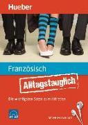 Cover-Bild zu Alltagstauglich Französisch von Dépoisse-Marczak, Stéphanie
