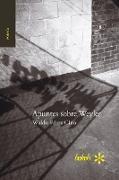Cover-Bild zu Apuntes sobre Weyler von Pérez Cino, Waldo
