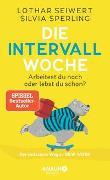 Cover-Bild zu Die Intervall-Woche von Seiwert, Lothar