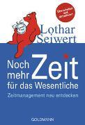 Cover-Bild zu Noch mehr Zeit für das Wesentliche von Seiwert, Lothar