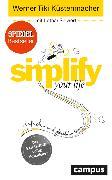 Cover-Bild zu simplify your life (eBook) von Küstenmacher, Werner Tiki
