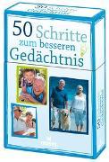 Cover-Bild zu 50 Schritte zum besseren Gedächtnis von Berger, Nicola