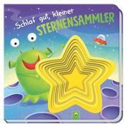 Cover-Bild zu Schlaf gut, kleiner Sternensammler von Berger, Nicola