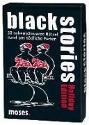 Cover-Bild zu Black Stories Holiday Edition von Berger, Nicola