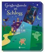 Cover-Bild zu Geisterstunde im Schloss (Mit UV-Licht-Taschenlampe) von Nicola Berger