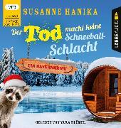 Cover-Bild zu Der Tod macht keine Schneeballschlacht von Hanika, Susanne