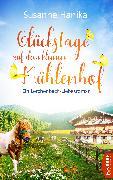Cover-Bild zu Glückstage auf dem kleinen Mühlenhof (eBook) von Hanika, Susanne