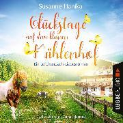 Cover-Bild zu Glückstage auf dem kleinen Mühlenhof - Ein Lerchenbach-Liebesroman (Ungekürzt) (Audio Download) von Hanika, Susanne