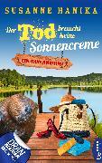 Cover-Bild zu Der Tod braucht keine Sonnencreme (eBook) von Hanika, Susanne