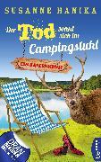 Cover-Bild zu Der Tod sonnt sich im Campingstuhl (eBook) von Hanika, Susanne