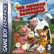 Cover-Bild zu Der tierisch verrückte Bauernhof