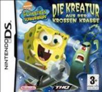 Cover-Bild zu SpongeBob Schwammkopf: Die Kreatur aus der krossen Krabbe