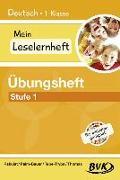 Cover-Bild zu Inklusion von Anfang an: Deutsch - Leseheft 1 von Pakulat, Dorothee