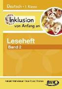 Cover-Bild zu Inklusion von Anfang an: Deutsch - Leseheft 2: Für Förderkinder von Pakulat, Dorothee