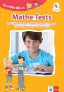 Cover-Bild zu Die Mathe-Helden: Mathe-Tests 4. Klasse