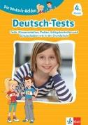 Cover-Bild zu Die Deutsch-Helden: Deutsch-Tests 4. Klasse