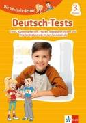 Cover-Bild zu Die Deutsch-Helden: Deutsch-Tests 3. Klasse