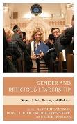 Cover-Bild zu Gender and Religious Leadership (eBook) von Amirpur, Katajun (Beitr.)