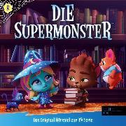 Cover-Bild zu Folge 8: Zauber in der Bibliothek (Das Original-Hörspiel zur TV-Serie) (Audio Download) von Wakonigg, Daniela