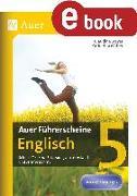 Cover-Bild zu Auer Führerscheine Englisch Klasse 5 (eBook) von Walter, Katharina