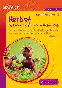 Cover-Bild zu Herbst im fächerübergreifenden Unterricht 1-2 von Schulze-Oechtering, Regina