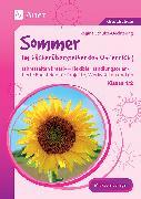 Cover-Bild zu Sommer im fächerübergreifenden Unterricht 1-2 von Schulze-Oechtering, Regina