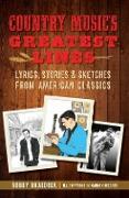 Cover-Bild zu Country Music's Greatest Lines (eBook) von Braddock, Bobby