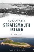 Cover-Bild zu Saving Straitsmouth Island (eBook) von Germain, Paul St.