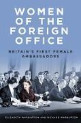 Cover-Bild zu Women of the Foreign Office (eBook) von Warburton, Elizabeth