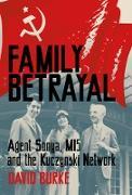 Cover-Bild zu Family Betrayal (eBook) von Burke, David