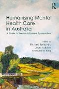 Cover-Bild zu Humanising Mental Health Care in Australia (eBook) von Benjamin, Richard (Hrsg.)