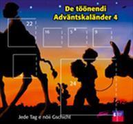 Cover-Bild zu De töönendi Adväntskaländer 4, CD