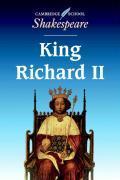 Cover-Bild zu King Richard II von Shakespeare, William