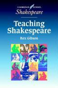 Cover-Bild zu Teaching Shakespeare von Gibson, Rex (Dr)