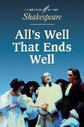 Cover-Bild zu All's Well that Ends Well von Shakespeare, William