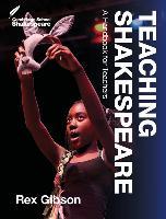 Cover-Bild zu Teaching Shakespeare von Gibson, Rex