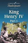Cover-Bild zu King Henry IV, Part 1 von Shakespeare, William