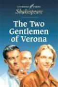 Cover-Bild zu The Two Gentlemen of Verona von Shakespeare, William