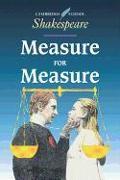 Cover-Bild zu Measure for Measure von Shakespeare, William