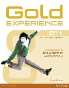 Cover-Bild zu Gold Experience B1+ Workbook without key von Dignen, Sheila