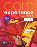 Cover-Bild zu Gold Experience 2nd Edition B1 Student's Book with Online Practice Pack von Warwick, Lindsay