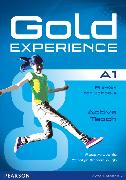 Cover-Bild zu Gold Experience A1 Active Teach