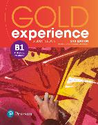 Cover-Bild zu Gold Experience 2nd Edition B1 Students' Book von Warwick, Lindsay